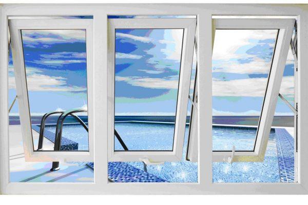 cấu tạo cửa sổ mở hất, cửa sổ mở hất vào trong, cửa sổ mở hất ra ngoài, cửa mở hất 1 cánh, cửa mở hất 2 cánh, cửa mở hất 3 cánh, cửa nhựa lõi thép đà nẵng, cửa nhựa lõi théo cao cấp tại đà nẵng