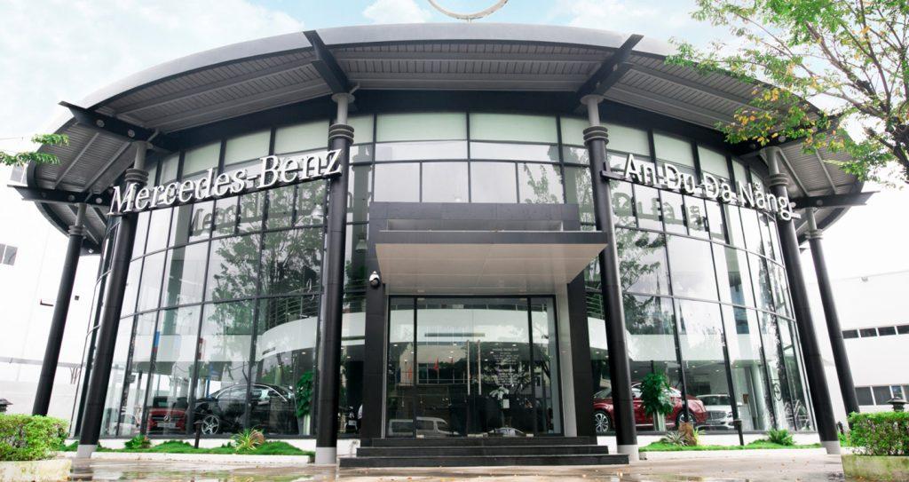 công ty mercedes benz đà nẵng