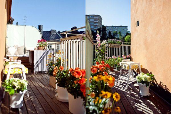 thiết kế ban công đẹp, thiết kế ban công để đọc sách, uống cafe bên ban công căn hộ, thiết kế ban công nhỏ xinh, kiến trúc ban công cho căn hộ