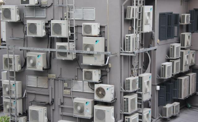 mật độ máy điêì hòa tại singapore