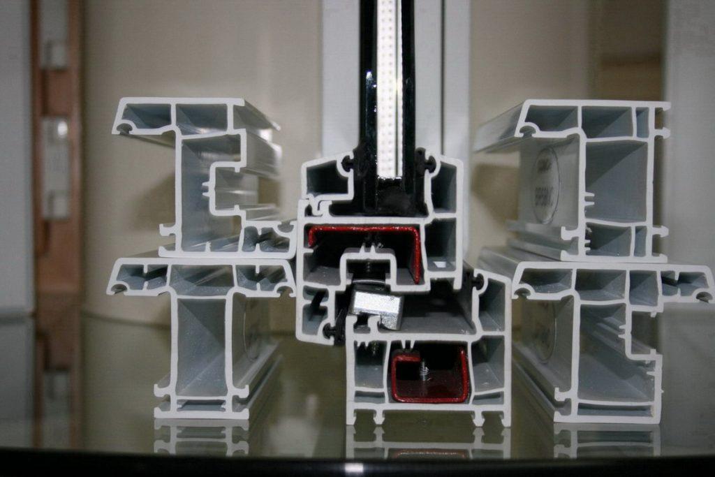 cửa nhựa lõi thép kém chất lượng
