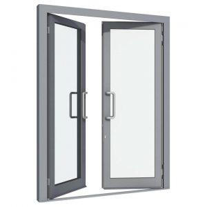 cửa đi mở quay